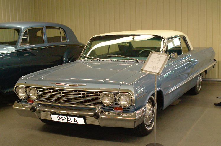 Chevrolet Impala Coupe