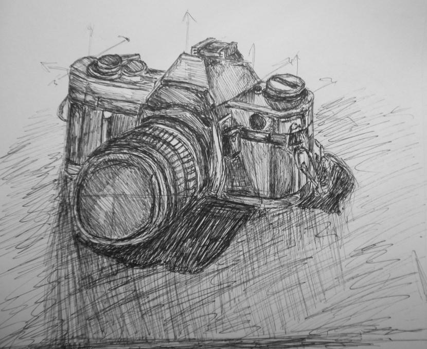 картинки намальовані олівцем